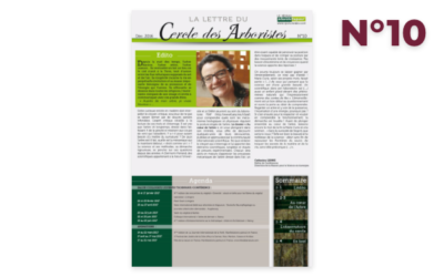 La Lettre des Arboristes n°10