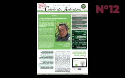 La Lettre des Arboristes n°12