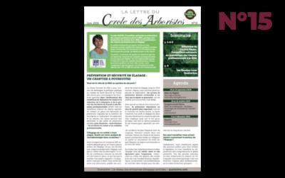 La Lettre des Arboristes n°15