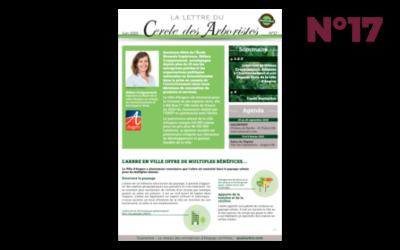 La Lettre des Arboristes n°17