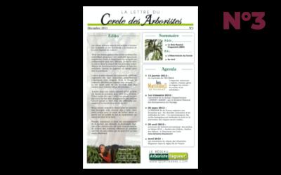 La Lettre des Arboristes n°3