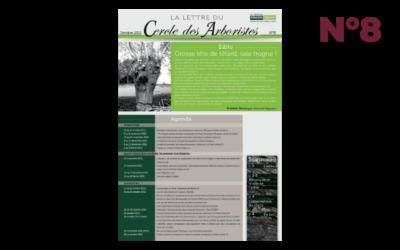 La Lettre des Arboristes n°8