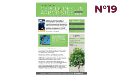 La lettre des Arboristes n°19